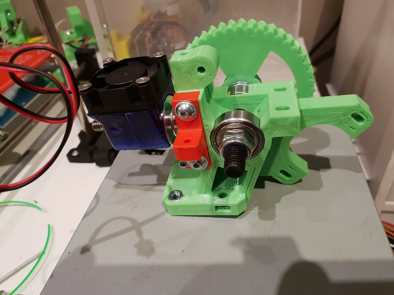 Blog > Bitsabot, a home-made 3D printer for less than $250AUD